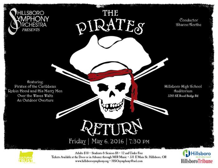 Summer Concert - Pirates!